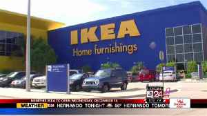 IKEA Announces Opening Date For Memphis Store [Video]