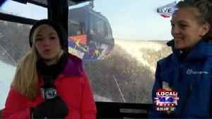 Winter is here at Killington! [Video]