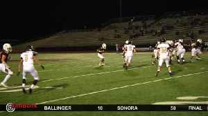 Big Springs vs Brownwood [Video]