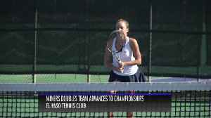utep tennis pieterz kulicke championship bound [Video]