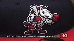 New B-Mets name revealed, team will now be Rumble Ponies [Video]