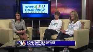 Hope 4 Tomorrow 5K & 1 Mile Fun Run 11-4 [Video]