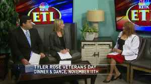 Tyler Rose Veterans Day [Video]