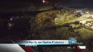 Locals Head To Standing Rock To Join Protestors [Video]