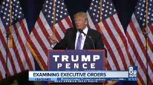 President-elect Trump's first 100 days: What can he do? [Video]