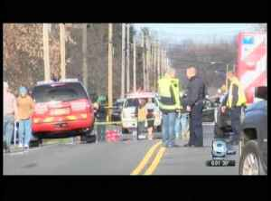 Fire chief driving car that killed Dominic Cook [Video]