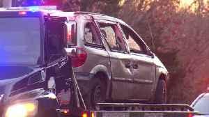 Crash kills woman from Willard [Video]
