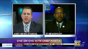 BPD Chief Lyle Martin [Video]