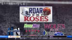 Rose Bowl Morning Live hit [Video]