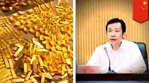 $637m in gold found stashedin Chinese mayor's home [Video]