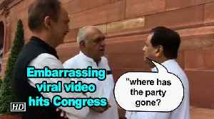 Embarrassing viral video hits Congress [Video]