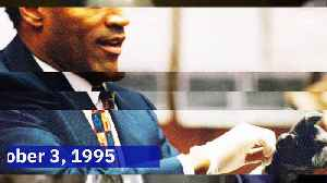 This Day in History: O.J. Simpson Is Acquitted [Video]
