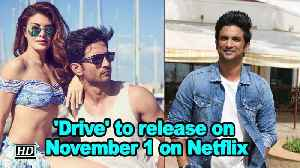 'Drive' to release on November 1 on Netflix [Video]
