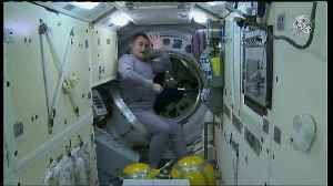 Watch: ISS astronauts land safely in Kazakhstan [Video]