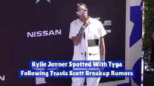 Kylie Jenner Is Hanging Out With Tyga Again [Video]