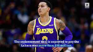 Puma Signs Kyle Kuzma to Five-Year Deal [Video]