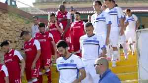 Balzan FC Kicks Off Europa League in Malta! [Video]