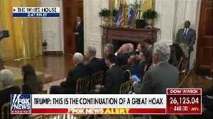 Trump says Schiff 'helped write' whistleblower complaint [Video]