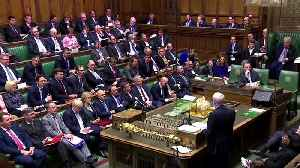 UK PM's Brexit plan will be rejected - opposition leader [Video]