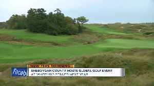 Sheboygan County, Wisconsin residents to benefit from Ryder Cup [Video]