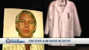 'I feel like I've been assaulted' — news anchor who says he was abused by OSU doctor speaks out [Video]