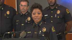 Dallas Police Chief Renee Hall Reacts After Former DPD Officer Amber Guyger Sentance For Murder [Video]