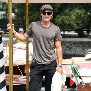 We can't get enough of the renaissance of Brad Pitt! [Video]