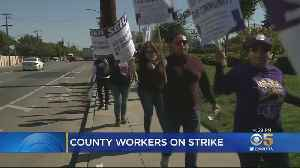 Santa Clara County Workers Reject Latest Contract From County [Video]