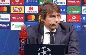"Conte says late loss to Barca was ""a shame"" [Video]"