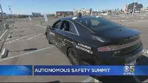 World Safety Summit On Self Driving Car Tech Kicks Off At Levi's Stadium [Video]
