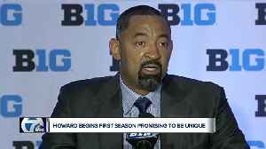 Juwan Howard has respect for John Beilein, but insists he'll be his own coach [Video]