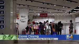 Forever 21 To Close 3 Stores In Colorado [Video]