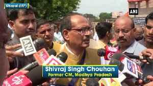 Bapu doesnt belong to Congress but everyone SHivraj Chouhan to CM Kamal Nath [Video]