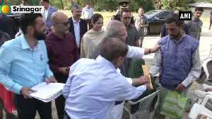 Mahatma Gandhi saw light in Kashmir during India Pak violence Satya Pal Malik [Video]