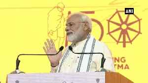 Will achieve target of single-use plastic free India by 2022 PM Modi [Video]