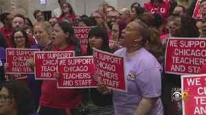 Strike Date Set For CPS Teachers [Video]
