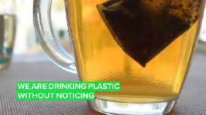 Even tea bags: Microplastics are in these common food and drinks [Video]
