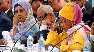 Somalia security meeting: Delegates discuss AU troop withdrawal [Video]