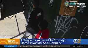 Suspects Wanted In Brooklyn Home Invasion [Video]