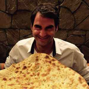 Here's what tennis phenom Roger Federer eats! [Video]