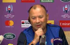 Jones keen to use scrum as weapon against Argentina [Video]