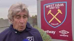 Pellegrini: West Ham in European hunt [Video]