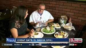 CHEAP EAT$: El Basha Grill [Video]