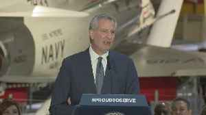 Head Of NYC Veteran Affairs Stepping Down [Video]