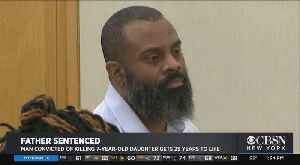 Neil White Gets 25 Years To Life For Murder Of His Daughter [Video]