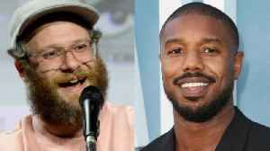 Michael B. Jordan and Seth Rogen Team Up for Amazon Drama [Video]