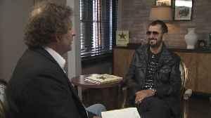 Ringo Starr On Reuniting With Paul McCartney [Video]