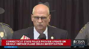 News video: Police Identify People In Deadly Connecticut Plane Crash