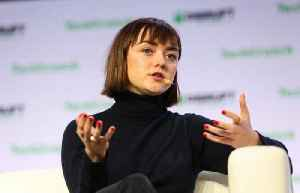 Surprise guest Maisie Williams speaks at Disrupt SF [Video]