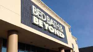 Household-goods chain Bed Bath & Beyond Shares Waver After Second-Quarter Report [Video]